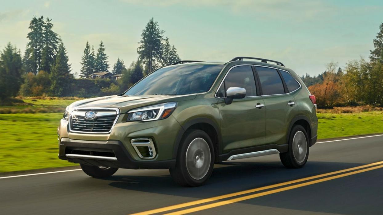 Subaru Forester 2019 Autobild >> Subaru Forester 2019: 185 CV y más seguridad de serie -- Autobild.es