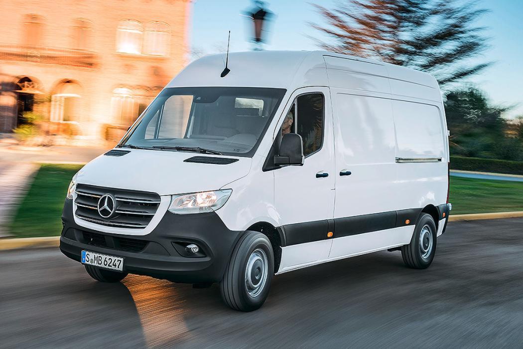 Prueba: Mercedes Sprinter 2018