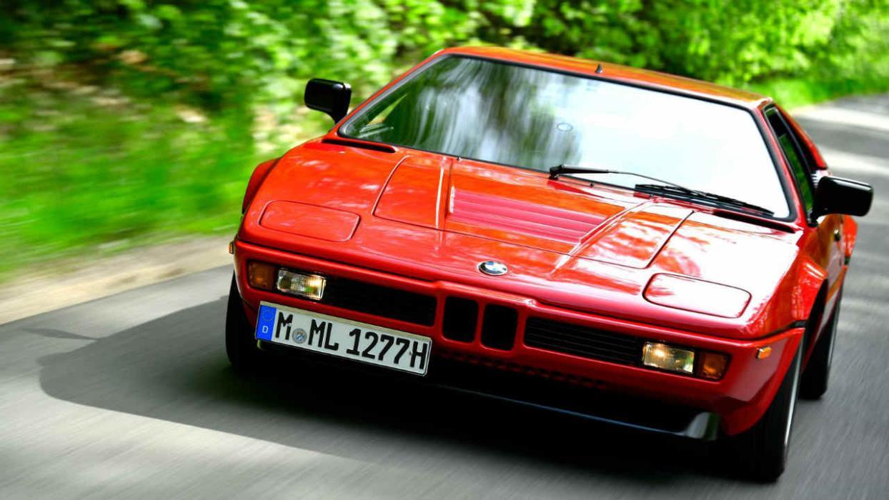 40 años del BMW M1