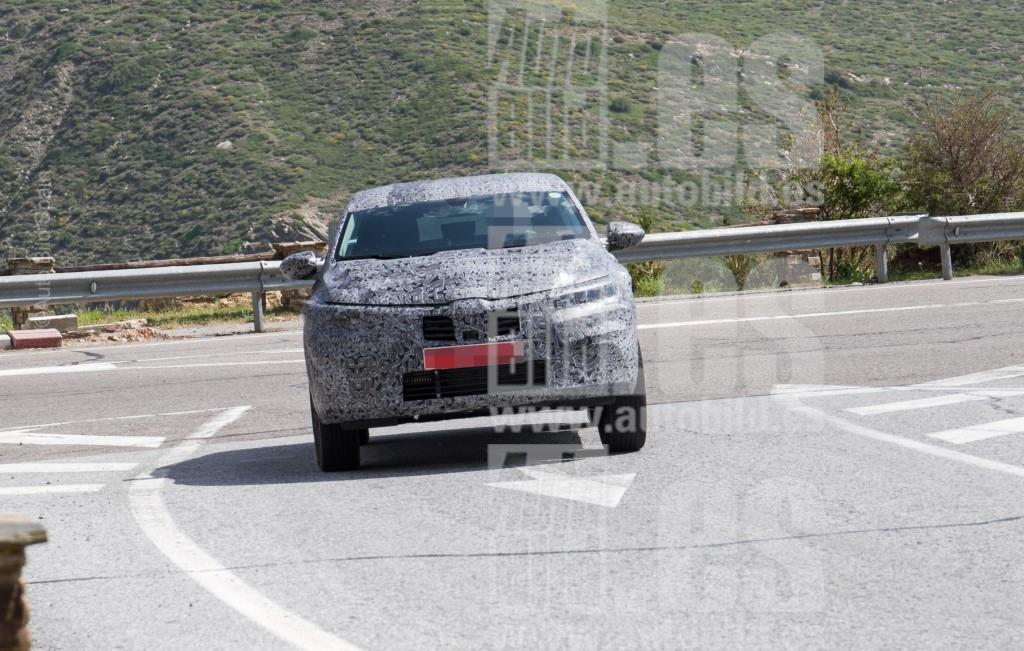 Dacia SUV Coupé