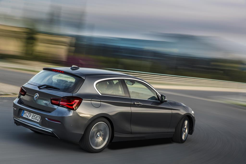 Los tres rivales del Seat León SC FR: BMW Serie 1