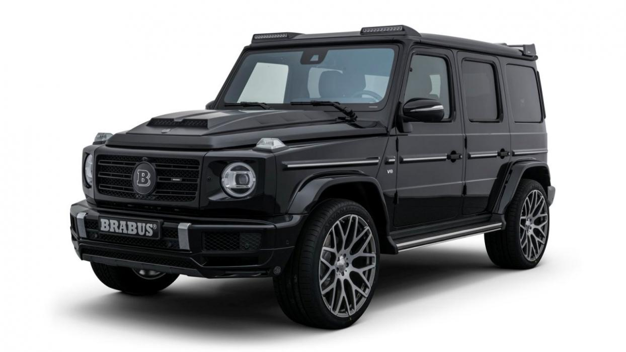 Mercedes-Benz G500 by Brabus