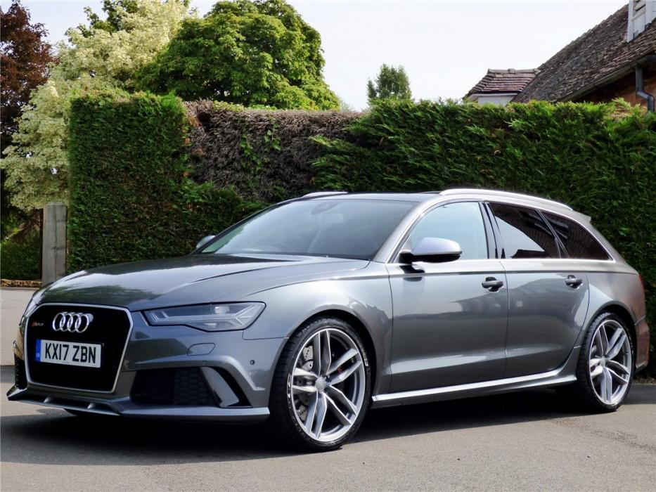 El príncipe Harry vende su Audi RS6