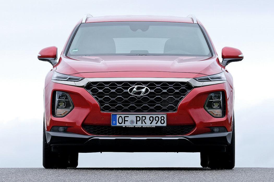 Hyundai Santa Fe vs Skoda Kodiaq