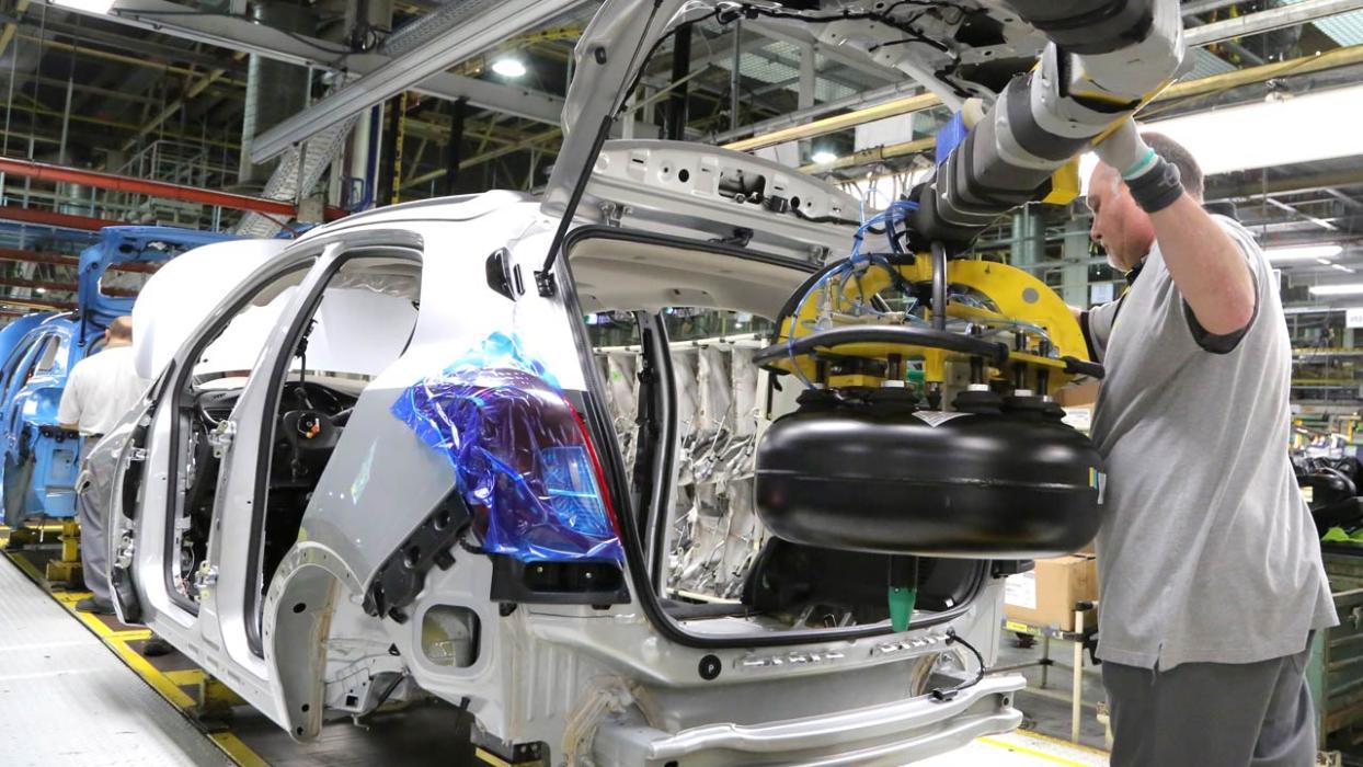 Así se fabrica un coche de GLP