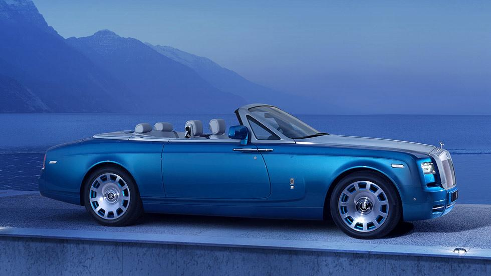 Rolls-Royce Phantom Drophead Coupé