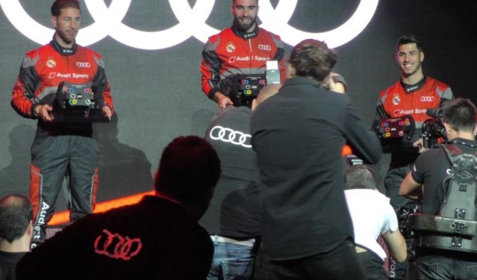 Audi Real Madrid 2018
