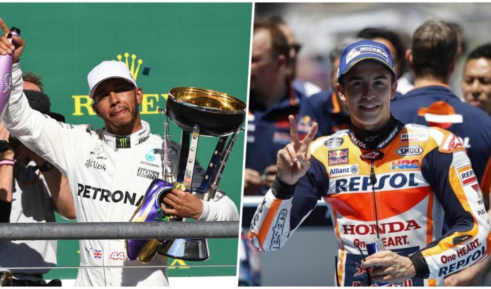 Comparativa Hamilton y Márquez