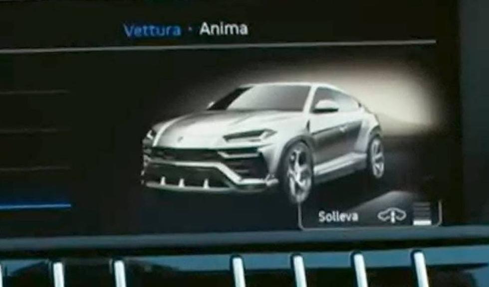 filtrado Lamborghini Urus