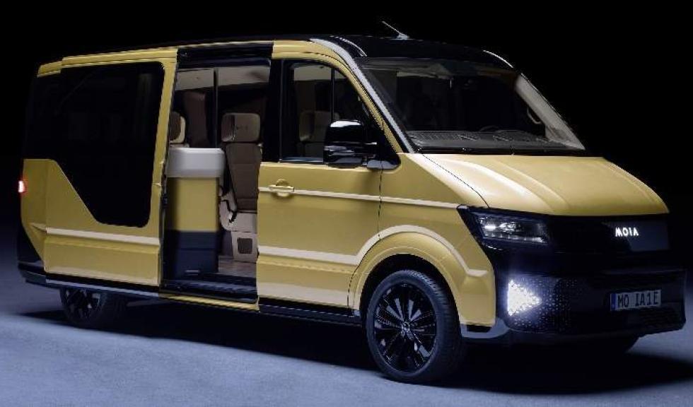 VW minibús eléctrica